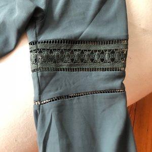 Loft Jade long sleeve dress top